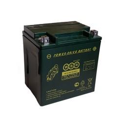 Аккумулятор MT 12-30 WBR (166x87x173 мм., 12B/30Ач)