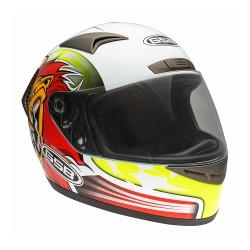 Шлем интеграл GBS G-335 с рисунком льва