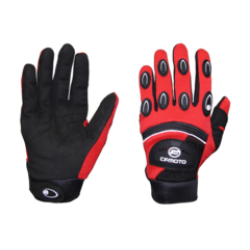 Перчатки CFMOTO VMX06 красные