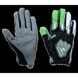 Перчатки CFMOTO VMX32 зелёные