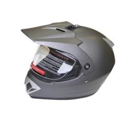Закрытый шлем CFMOTO V370 серый