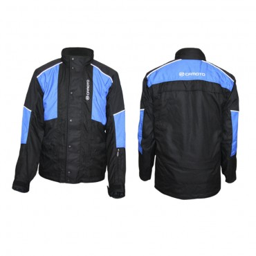 Куртка квадроциклетная утепленная мужская CFMOTO WADE JACKET синяя