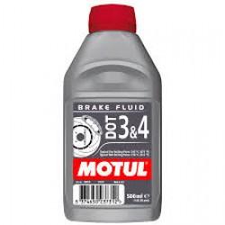 Motul Dot 3&4 Тормозная жидкость